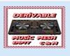 Derivable Music MESH