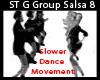ST G Salsa Group 8 Dance