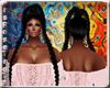 (RT)BLACK FUYAMA HAIR