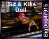 [BD] Sit&Kiss Doll