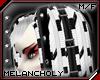 Cyb3rlox: White M & F