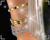 -Mm- golden lady bracc