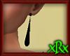Drip Earrings Onyx