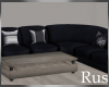 Rus Navy L Couch