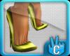 [LF] Tease Heels -Yellow