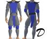 Ninja Outfit Mesh v2