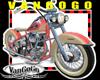 VG Classic 50 Lady BIKER