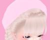 ♡ pink beret