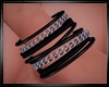 Black  Bracelet L Male