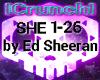 [T] SHE BY ED SHEERAN