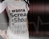[k] scream and shout