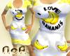 *NoA*I Love Bananas