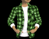 FLANNEL STYLZ GREEN