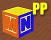 Letter Block (MNOP67)