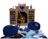 dragon reading  nook