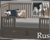 Rus Woodland Toddler Bed