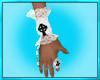 Female Goth Glove