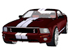 Hott Red Shelby GT500