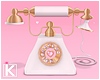 |K 💖 Pink Love Phone