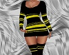 Black-Yellow Outfits RL