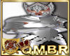 QMBR Silver Armour Top