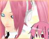 ~R~ P. Diva Pink hair