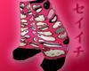 Hello Kitty Hearts Boots