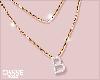 [Req] B necklace