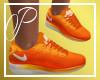 Orange Fashion Nike