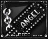 !D! Mouth Paddle ANGEL