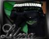 [L] Armani Dark Jeans