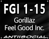 [*Gorillaz Feel Good Inc