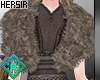 Viking Fur Shrug