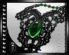 ✘|Goth Neck (green)