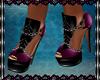 AnkiSin Heel-purple