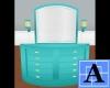 [A07-M]Aqua Dresser