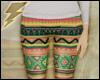 $Z Leggings; Aztec