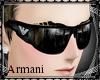 [MB] Armani Black Shades