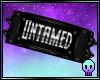 Untamed Armband R / F