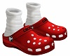 Crocs Red Female