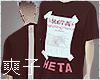 爽子TAPE T-shirt