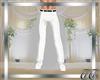 White Formal Dress Pants
