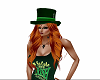 St. Patricks Top Hat