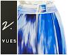 v. Belt + Maxi Skirt