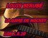 LA GAME DE HOCKEY