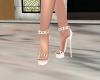 Elegant Cream Heels