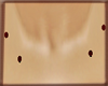 Chest peircings Red