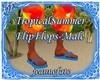 *jf* Tropical Blue M