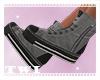 Stomps Grey Tread