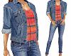 Jacket & jeans #3